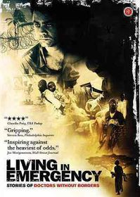 Living in Emergency:Stories of Doctor - (Region 1 Import DVD)