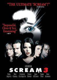 Scream 3 - (Region 1 Import DVD)
