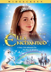 Ella Enchanted - (Region 1 Import DVD)