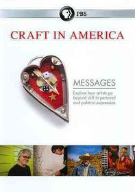 Craft in America Season 3:Messages - (Region 1 Import DVD)