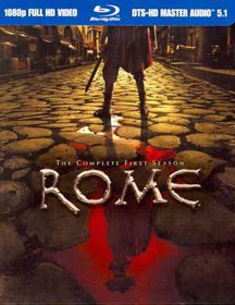 Rome:Complete First Season - (Region A Import Blu-ray Disc)