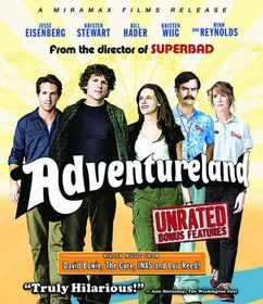 Adventureland - (Region A Import Blu-ray Disc)