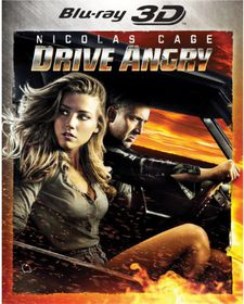 Drive Angry 3d - (Region A Import Blu-ray Disc)