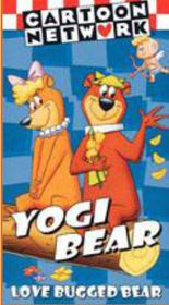 Yogi Bear: Love Bugged Bear (DVD)