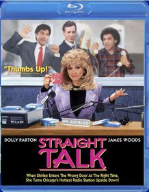 Straight Talk - (Region A Import Blu-ray Disc)