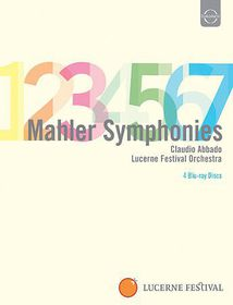 Mahler:Abbado Conducts Mahler Syms 1- - (Region A Import Blu-ray Disc)