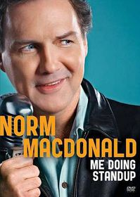 Norm Macdonald:Me Doing Standup - (Region 1 Import DVD)