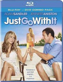 Just Go with It (Bluray/DVD Combo) - (Region A Import Blu-ray Disc)