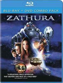 Zathura:Space Adventure - (Region A Import Blu-ray Disc)