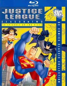 Justice League:Season 2 - (Region A Import Blu-ray Disc)