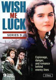 Wish Me Luck Series 3 - (Region 1 Import DVD)