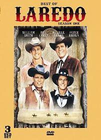 Laredo the Best of Season 1 - (Region 1 Import DVD)