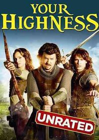 Your Highness - (Region 1 Import DVD)