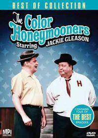 Best of the Color Honeymooners - (Region 1 Import DVD)