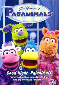 Pajanimals:Good Night Pajanimals - (Region 1 Import DVD)