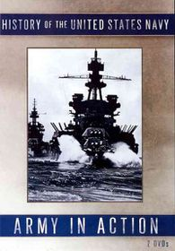 History of the Us Navy/Army in Action - (Region 1 Import DVD)