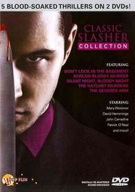 Classic Slasher Collection - (Region 1 Import DVD)
