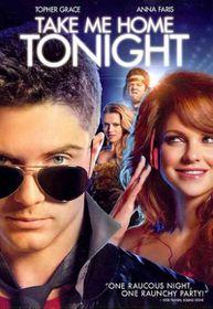 Take Me Home Tonight - (Region 1 Import DVD)