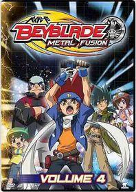 Beyblade:Metal Fusion Vol 4 - (Region 1 Import DVD)