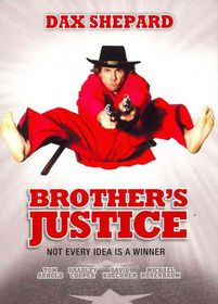 Brother's Justice - (Region 1 Import DVD)