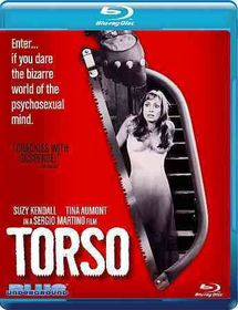 Torso - (Region A Import Blu-ray Disc)