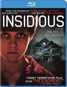 Insidious - (Region A Import Blu-ray Disc)