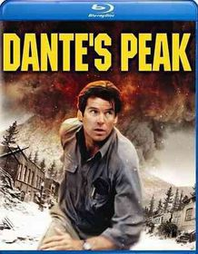 Dante's Peak - (Region A Import Blu-ray Disc)