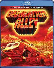 Damnation Alley - (Region A Import Blu-ray Disc)