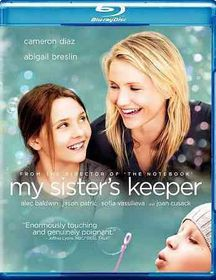 My Sister's Keeper - (Region A Import Blu-ray Disc)