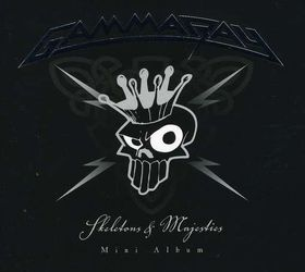 Gamma Ray - Skeletons And Majesties (CD)