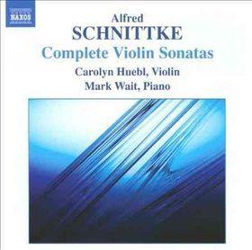 Schnittke: Violin Sonatas - Complete Violin Sonatas (CD)