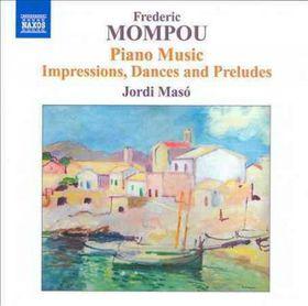 Mompou: Piano Music Vol 6 - Piano Music - Vol.6 (CD)