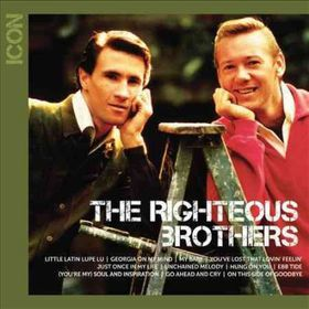 righteous Brothers - Icon (CD)