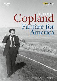 Aaron Copland:Fanfare for America - (Region 1 Import DVD)