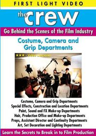 Crew:Costume Camera Grip Departments - (Region 1 Import DVD)