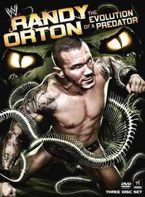 Wwe Randy Orton:Evolution of a Predat - (Region 1 Import DVD)