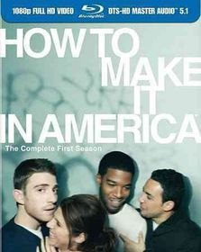 How to Make It in America:Season 1 - (Region A Import Blu-ray Disc)