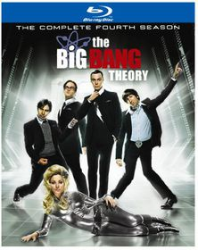 Big Bang Theory:Complete Fourth Ssn - (Region A Import Blu-ray Disc)