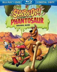 Scooby Doo Legend of the Phantosaur - (Region A Import Blu-ray Disc)