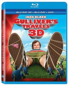 3D Gullivers Travels (3D Blu-ray)