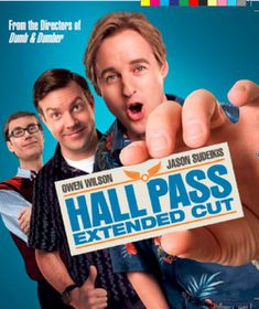 Hall Pass (2011)(Blu Ray)