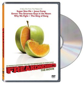 Freakonomics (2010)(DVD)