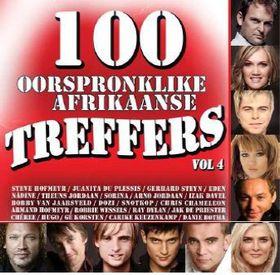 100 Oorspronklike Afrikaanse - Various Artists (CD)