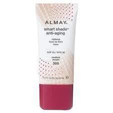 Almay Smart Shade Anti Aging Make Up 30ml Light/Medium