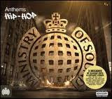 Ministry Of Sound - Anthems - Hip Hop (CD)