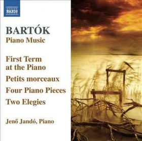 Bartok: Piano Music Vol 6 - Piano Music - Vol.6 (CD)