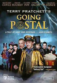 Going Postal - (Region 1 Import DVD)