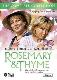 Rosemary & Thyme:Complete Collection - (Region 1 Import DVD)