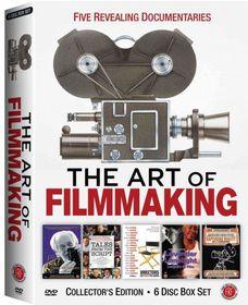 Art of Filmmaking - (Region 1 Import DVD)