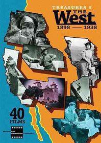 Treasures 5:West 1898-1938 - (Region 1 Import DVD)